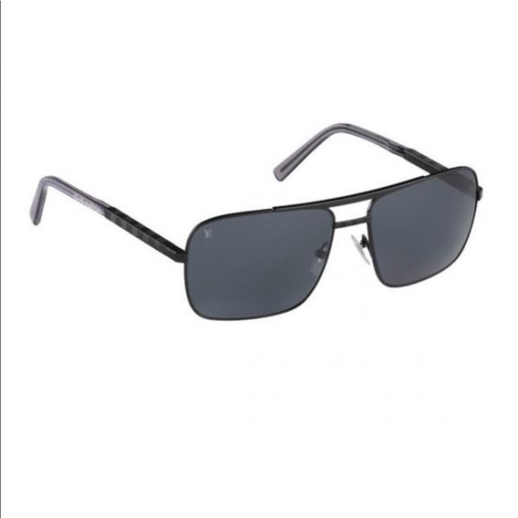 7707d0a6f7 Louis Vuitton Other - ⚜️Louis Vuitton Black Attitude Mens Sunglasses
